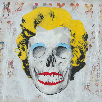 Mr. Brainwash, 'Reborn', 2011