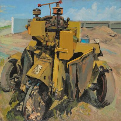 George Nick, 'Leonard's Machine 12 June 2016   ', 2016