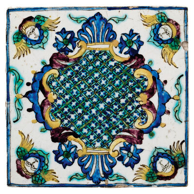 'Tile', Mid 18th century