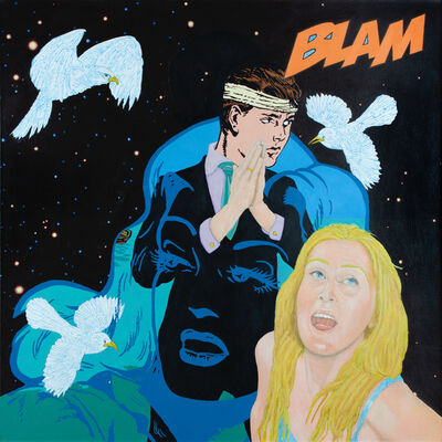 Jerry Kearns, 'BLAM', 2017-2021