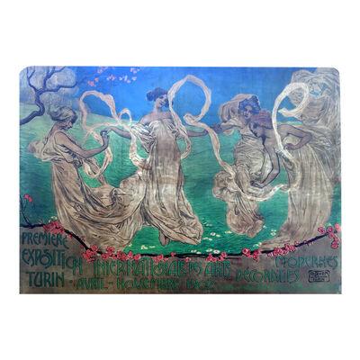 Leonardo Bistolfi, 'Premiere Exposition Internationale des Arts Decoratifs Modernes, Turin, Avril – Novembre 1902', 1902