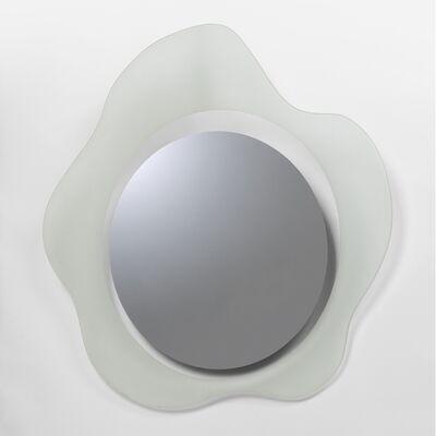 Nanda Vigo, 'A wall mirror 'Round round' ('RR 90') model', 1987