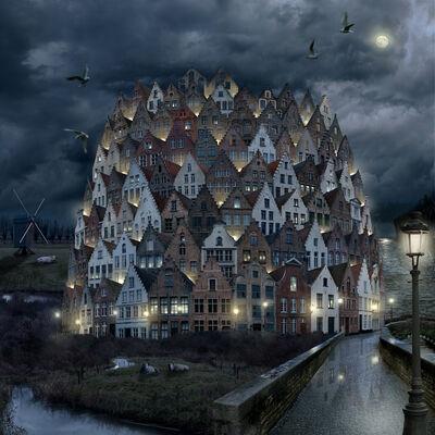 Eric de Ville, 'Babel by Night, 2012', 2012