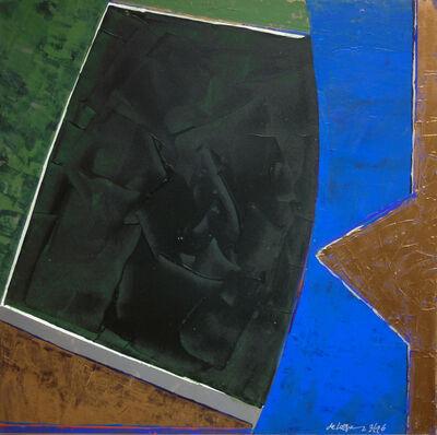Willem de Looper, 'Color Music #4', 1996