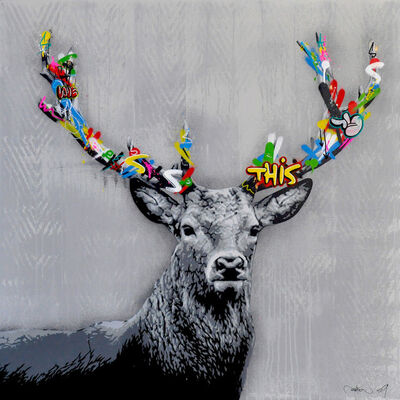 Martin Whatson, 'The Stag', 2019