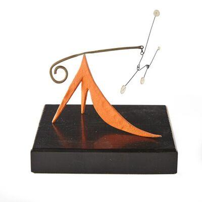 Alexander Calder, 'Long Orange Tail', 1948