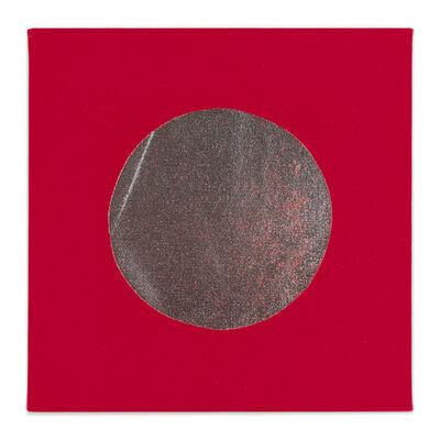 Chad Kouri, 'Reflection Pool Red (1x1)', 2021