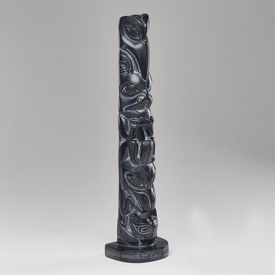 Alexander Becker Co., 'Mayan totem reproduction', 1950s