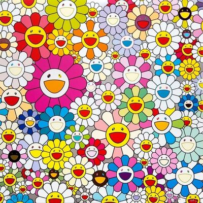 Takashi Murakami, 'Flowers From The Village of Ponkotan', 2011