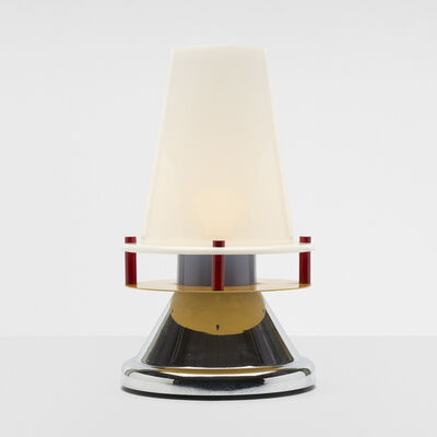 Nathalie Du Pasquier, 'Bordeaux table lamp', 1986