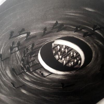 Juan Genovés, 'Untitled I (Espiral)', 1992