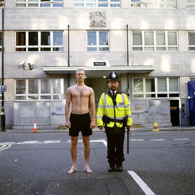 Cang Xin, 'Policeman', 2006