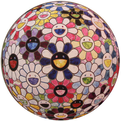 Takashi Murakami, 'Right There, The Breadth of the Human Heart', 2013