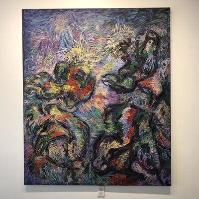 Jean-Marie Haessle, 'Going Through', 1987