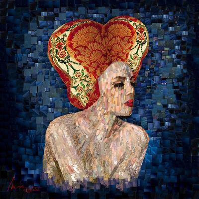 Irina Tsypilova, 'Josephine', 2018