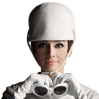 Douglas Kirkland, 'Audrey Hepburn with Hat', 1965