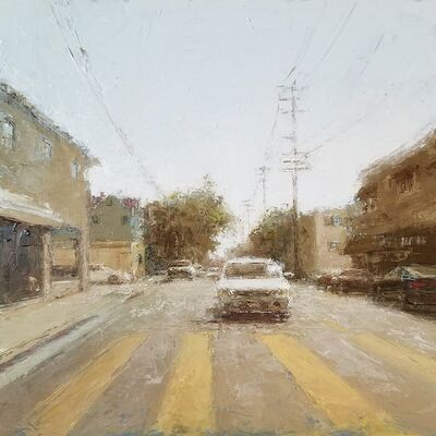 Trish Beckham, 'Los Angeles, On the Way to Home Depot', 2020