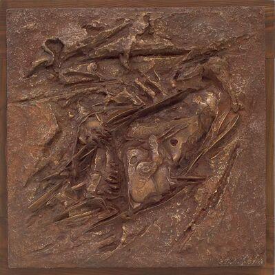 Arnaldo Pomodoro, 'Tavola dell'agrimensore, 1957', 1957
