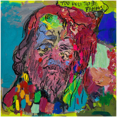 Alvaro Seixas, 'Ugly Artist', 2020