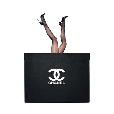 Tyler Shields, 'Chanel Legs', 2020