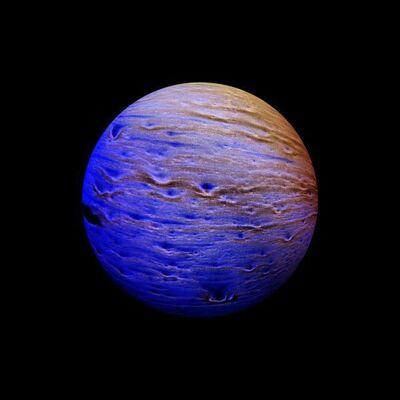 Ernie Button, 'Planet Macallan 133', 2017