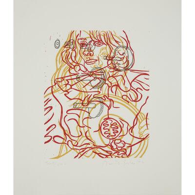 David Salle, 'Untitled (For Film Forum)', 1991