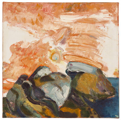 Bernard Chaet, 'Granite', 2006