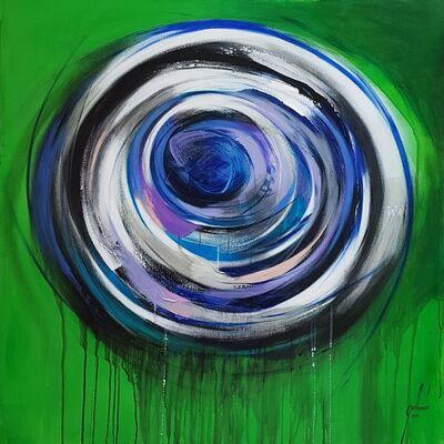 Pedro Gallardo, 'Thinking in Circles III', 2019