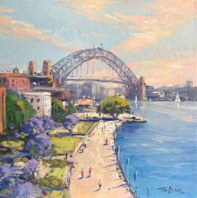 Ted Lewis, 'Bridge View'
