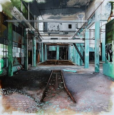 Jessica Hess, 'Derelict I', 2015