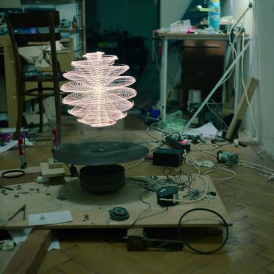 Attila Csörgő, 'Spherical Vortex', 1999-2002