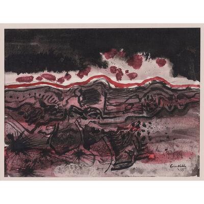 Corneille (Cornelius Guillaume Beverloo), 'Untitled', 1955