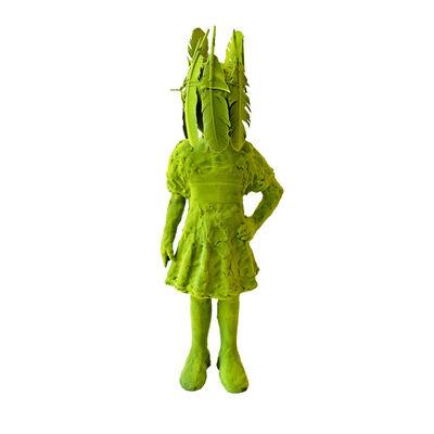 Kim Simonsson, 'Voodoo Moss Girl I', 2016