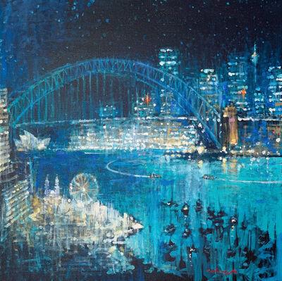 David Hinchliffe, 'Starry Skies Sydney', ca. 2019