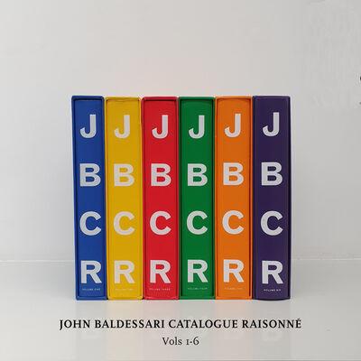 John Baldessari, 'Catalogue Raisonne Vol. 1-6', 2011-2020