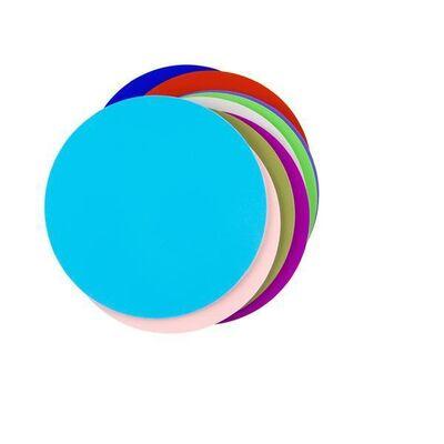 Chris Shepherd, 'Colour Circles on White 2', 2016