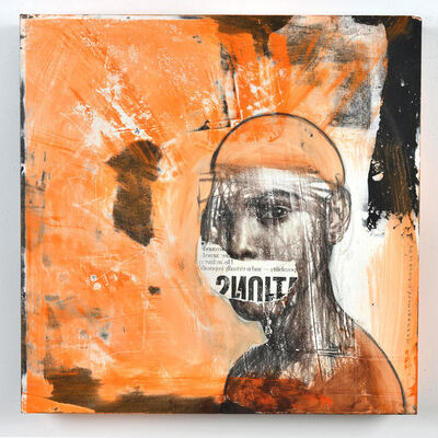 Rodney Durso, 'Masked and Muted', 2015