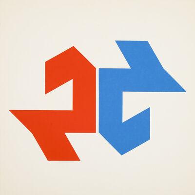 Julio Plaza, 'O Design / O Process', 1970