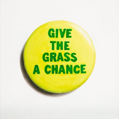 Lucas Price (Cyclops), 'Give the Grass a Chance from Tender Buttons', 2016