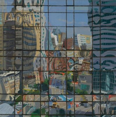 Richard Raiselis, 'Dewey Square', 2012
