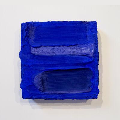 Harmen van der Tuin, '1 Ultramarine', 2018