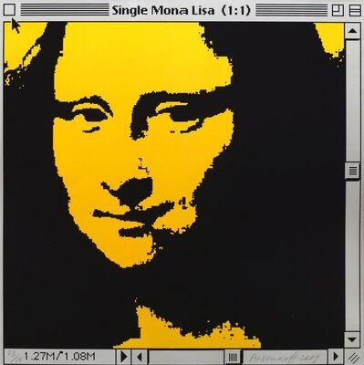 George Pusenkoff, 'Single Mona Lisa', 2009