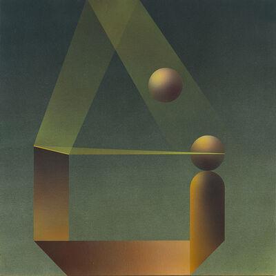 Julio Le Parc, 'Modulation 1103', 2003