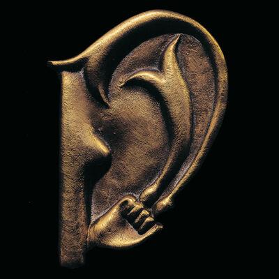 Méret Oppenheim, 'The Ear of Giacometti (Das Ohr von Giacometti)', 1977