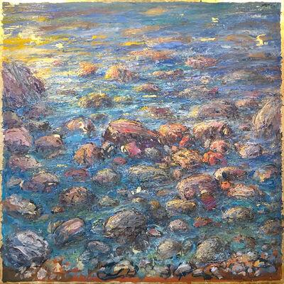 Bruno Zupan, 'Summer Sea, Mediterranean Shores', 2019