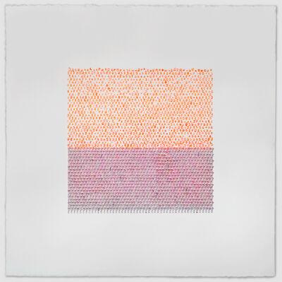 Meg Hitchcock, 'Lotus', 2019