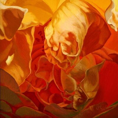 Chloe Hedden, 'Twin Flame', 2012
