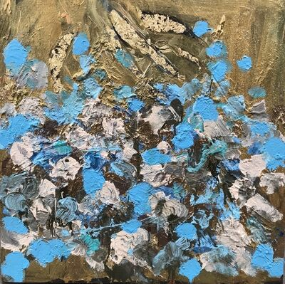 Simafra, 'Turchese Nell Oro ', 2018