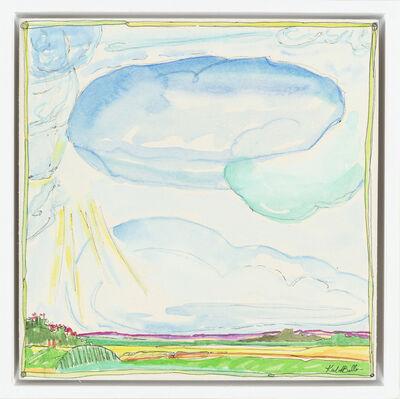 Kiah Bellows, 'Abstract Landscape 2', 2019