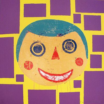 Donald Baechler, 'Coney Island III', 1994